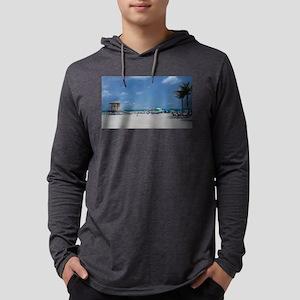HOLLYWOOD BEACH Long Sleeve T-Shirt