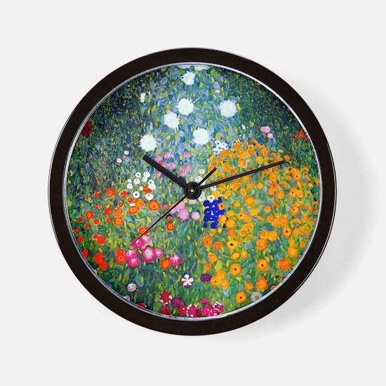 Klimt Wall Clock