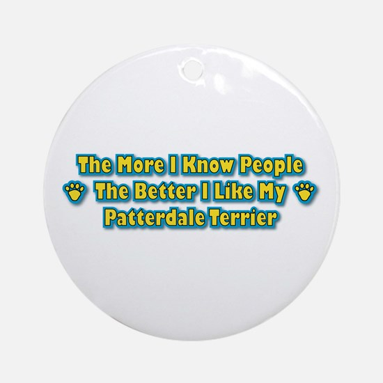 Like Patterdale Ornament (Round)