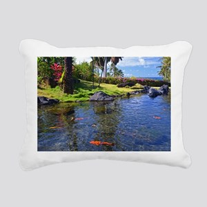 Kauai Serenity Rectangular Canvas Pillow