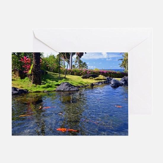 Kauai Serenity Greeting Card
