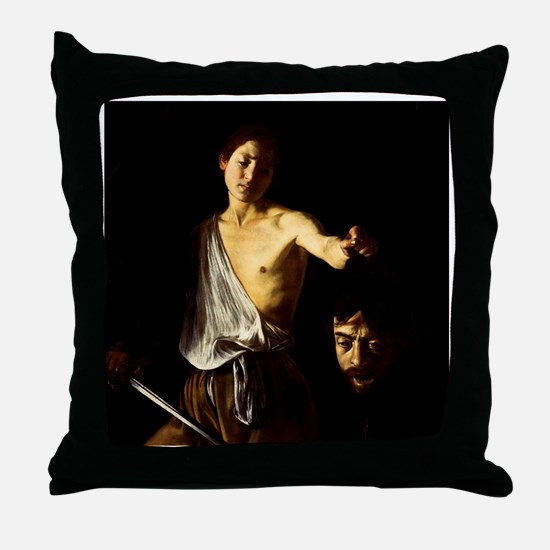 Caravaggio Throw Pillow