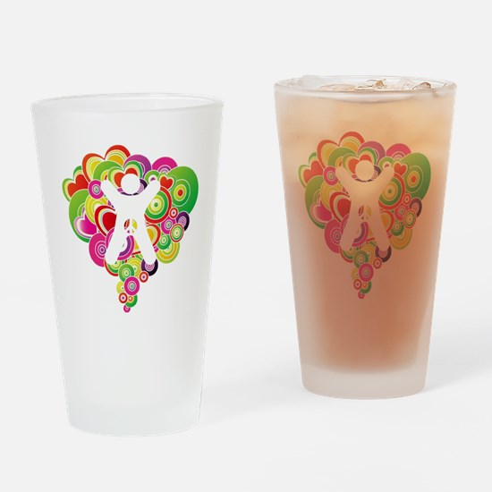Genital Integrity Drinking Glass