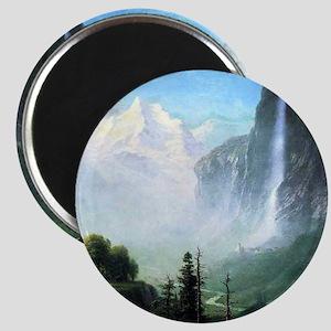 Albert Bierstadt Staubbach Falls Magnet