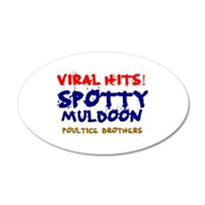 VIRAL HITS - SPOTTY MULDOON  Wall Decal