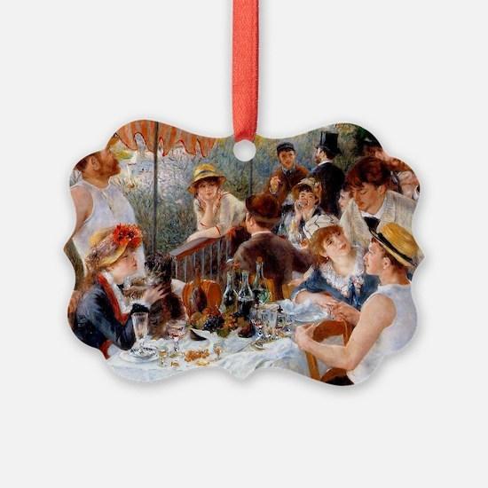 Pierre-Auguste Renoir Ornament