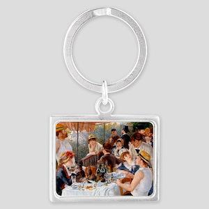 Pierre-Auguste Renoir Landscape Keychain