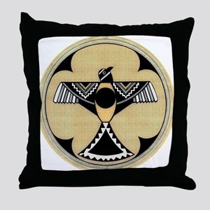 MIMBRES EAGLES PRIDE BOWL Throw Pillow