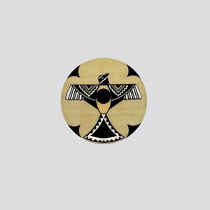 MIMBRES EAGLES PRIDE BOWL Mini Button