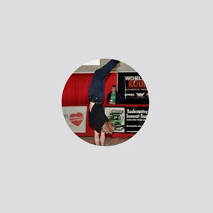 Darryl Grogan - English handstand2 Mini Button