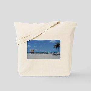 HOLLYWOOD BEACH Tote Bag