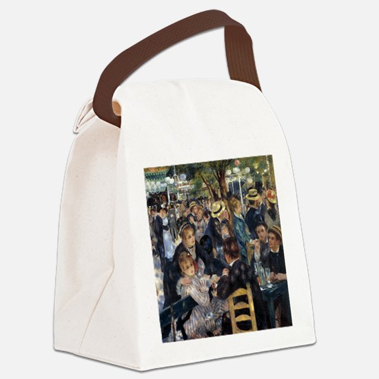 Renoir Ball Canvas Lunch Bag