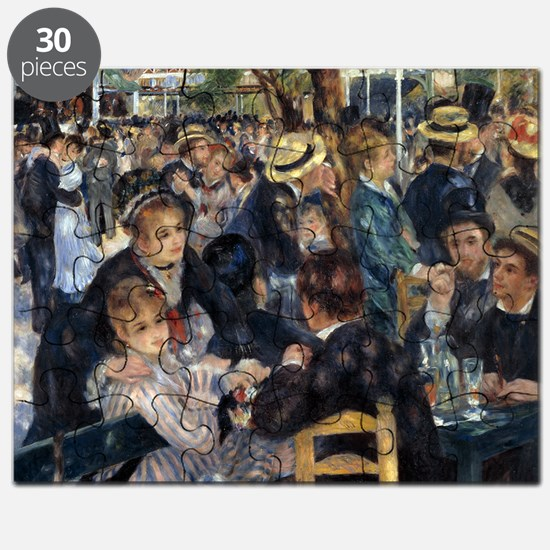 Renoir Ball Puzzle