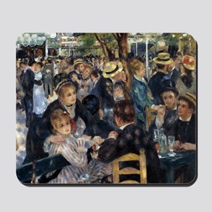 Renoir Ball Mousepad