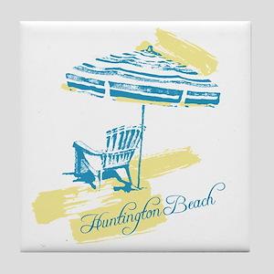 Serenity Huntington Beach Tile Coaster