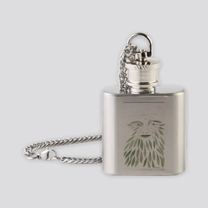 Old Sage Flask Necklace