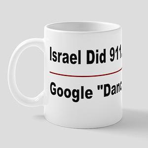 Isreal Did 911 Mug