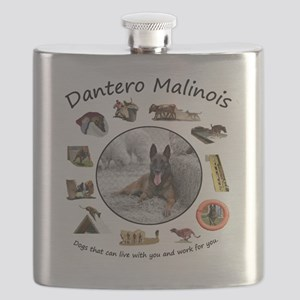 Dantero Malinois - dogs that can live & work Flask