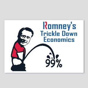 Romney Economics Postcards (Package of 8)