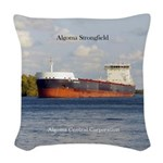 Algoma Strongfield Woven Throw Pillow