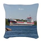Beatrix Woven Throw Pillow