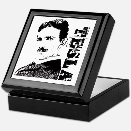 Tesla Fan Keepsake Box