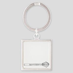 Mace for Dark Square Keychain