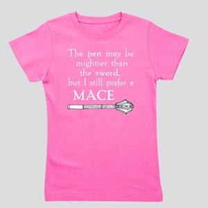 Mace for Dark Girl's Tee