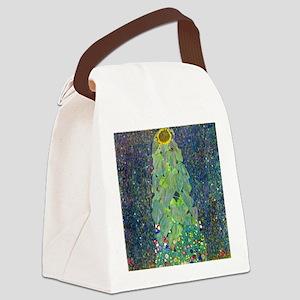 Klimt Canvas Lunch Bag