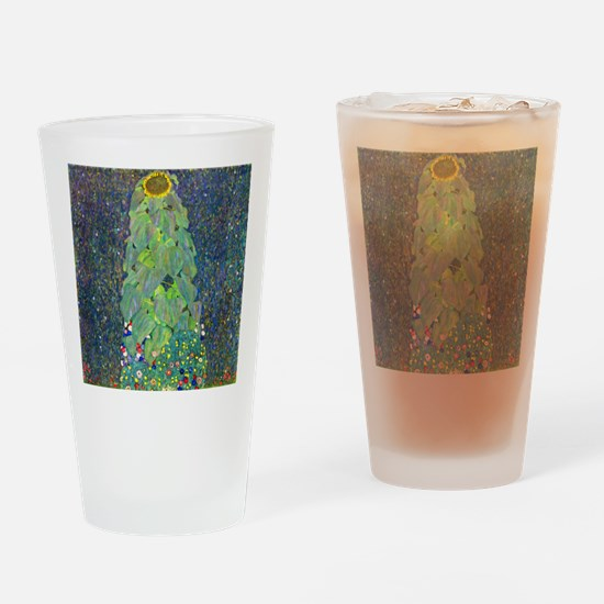 Klimt Drinking Glass