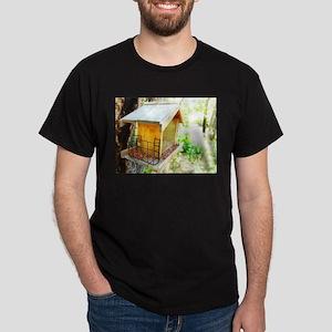 Bird House in Tree T-Shirt
