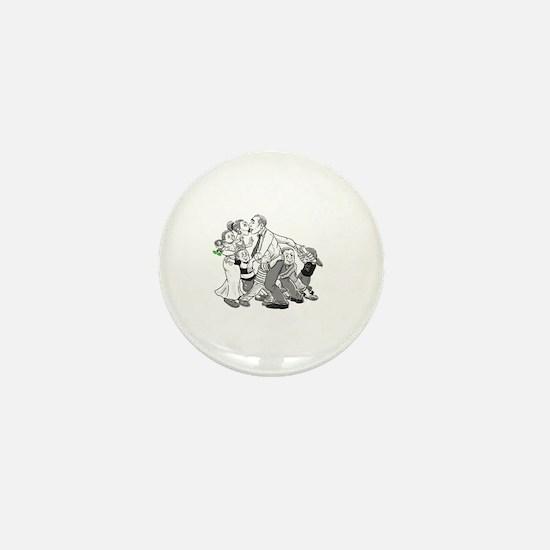 Cute 127 Mini Button