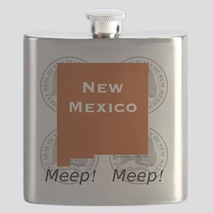 New Mexico Flask