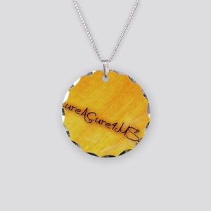 website Necklace Circle Charm