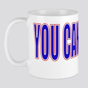 You Can Do Eeet! Mug