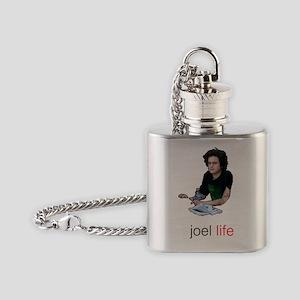 joel life Flask Necklace