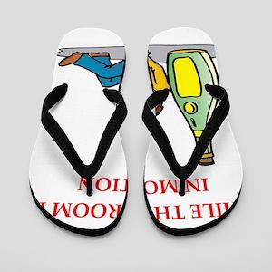 drnking Flip Flops