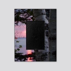 Lake Superior Sunset Picture Frame