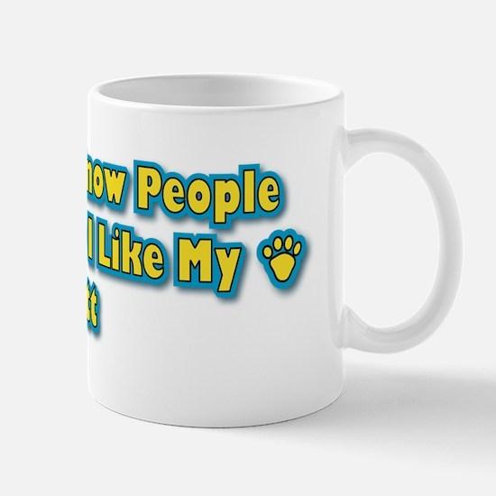 Like Mutt Mug