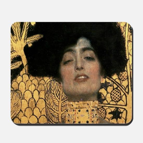 Gustav Klimt Judith Mousepad