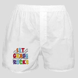 Bright Colors 1st Grade Boxer Shorts