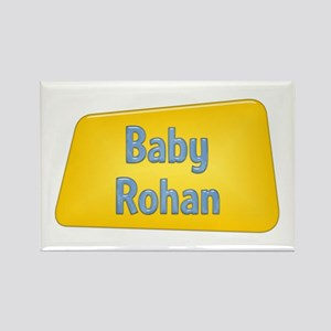 Baby Rohan Rectangle Magnet
