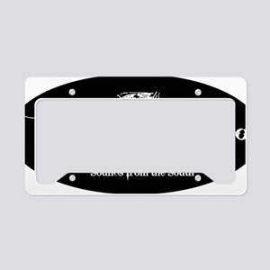 large patch 2-3 copy License Plate Holder