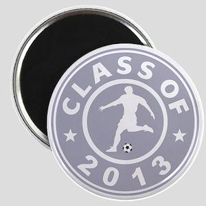 Class Of 2013 Soccer Magnet