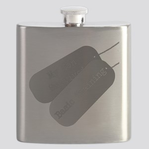My Son Survived Basic Training Flask