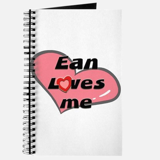 ean loves me Journal