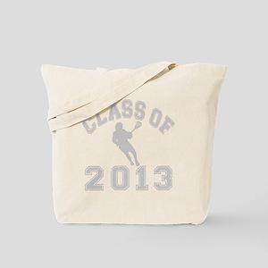 Class Of 2013 Lacrosse Tote Bag