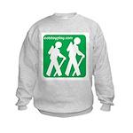 Hiking Kids Sweatshirt