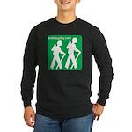 Hiking Long Sleeve Dark T-Shirt