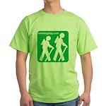 Hiking Green T-Shirt